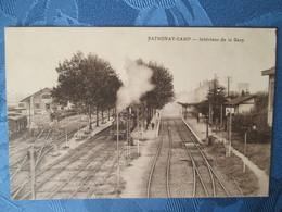 Sathonay Camp . Interieur De Gare La - Francia