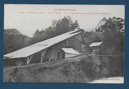 COULEDOUX -  La Laverie Des Mines Et Gare Des Wagonnets - Andere Gemeenten