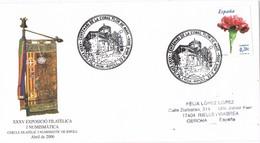 31044. Carta Exposicion RIPOLL (Gerona) 2006. Coral FLOR De MAIG - 1931-Hoy: 2ª República - ... Juan Carlos I