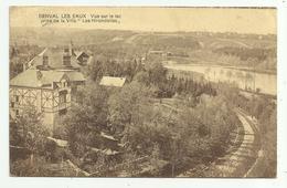 """Genval Les Eaux   *  Vue Sur Le Lac Prise De La Villa """"Les Hirondelles"""" - Rixensart"""
