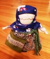 Russia 2018 Folk Doll Of Vyatka - Dolls