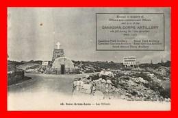 Route Arras Lens * Les Tilleuls   ( Scan Recto Et Verso ) - Arras