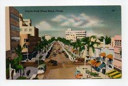 - CPA MIAMI BEACH (Etats-Unis) - Lincoln Road - - Miami Beach