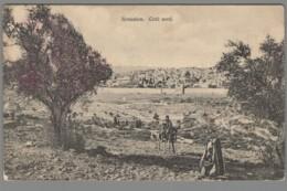 CPA Proche-Orient - Jérusalem - Coté Nord - Postcards