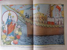 Revue Le Pèlerin CANNES Fêtes Du Tricentenaire De Notre Dame D' Espérance Ile De St Honorat Traditions - Livres, BD, Revues