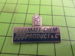 810g Pins Pin's / Rare & Belle Qualité THEME MARQUES / MATT CHEM PRODUCT & CIE - Trademarks