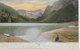 AK 0117  Gosausee Mit Dachstein - Verlag Brandt Um 1902 - Traun