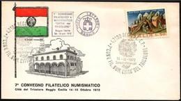 Italia/Italy/Italie: Città Del Tricolore, City Of The Flag, Ville Du Drapeau - Buste
