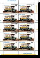 Bund Kleinbogen 2456 Tag Der Briefmarke  MNH  Postfrisch ** Neuf - BRD