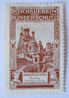 Österreich, Reichsverein Für Kinderschutz, Karlsbad Russische Kirche  - 1850-1918 Imperium