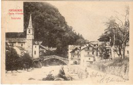 Aosta - Fontainemore - Panorama - - Aosta