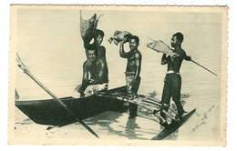 MICRONESIE - CAROLINES Retour De Pêche - Micronésie