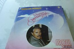 MARIO DEL MONACO PROFILI MUSICALI DISCHI RICORDI BOOKLET COMPRESO - Colecciones Completas