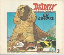 ASTERIX EN EGYPTE - GOSCINNY / UDERZO 1973 - PUB. ELF - Astérix