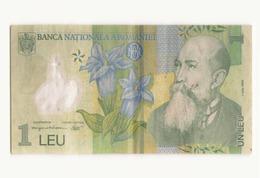 Billet 1 Leu Roumanie - Roumanie