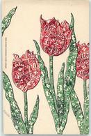 51892683 - Schweiz Tulpe - Postzegels