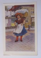 """""""Kinder, Korb, Wäsche"""" 1950. J. Kränzle ♥  - Kinder"""