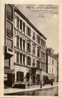 Nice - Hotel Saint Georges - Cafés, Hotels, Restaurants