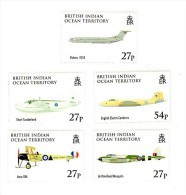 BIOT / Airplanes / Aviation - British Indian Ocean Territory (BIOT)
