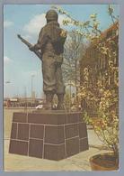 NL.- ROTTERDAM. - Mariniersmonument - Leeser. - Sculpturen