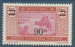MAURITANIE 1927 YT 51** - Mauritanie (1906-1944)