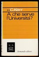 A CHE SERVE L'UNIVERSITÀ? - Books, Magazines, Comics
