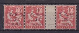 CILICIE : N° 77 C , S A L'ENVERS . N° 77 D .DANS BANDE DE TROIS . ** . 1920 . - Cilicie (1919-1921)