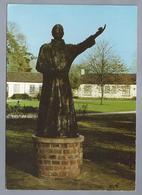 NL.- SCHIERMONNIKOOG. - De Schiere Monnik -. Willemshof. Beeldhouwer Martin Waning. Groeten Uit. - Sculpturen