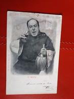 Il Gusto / The Taste / Le Gout - HUMOR - Viaggiata Il 24.2.1903 - Ed. Alterocca - Humor