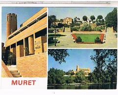 31 MURET  3 VUES  1988 - Muret