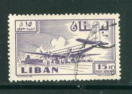 LIBAN- Poste Aérienne Y&T N°163- Oblitéré - Liban