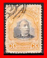 EL SALVADOR AÑO 1906.. 3 CENTAVOS - El Salvador