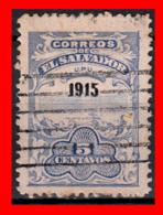 EL SALVADOR AÑO 1915 - 5 CENTAVOS - El Salvador