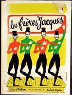 Les Frères Jacques - En Spectacle Et En Studio - DEUX D.V.D  - + Un Livret . - Concert & Music