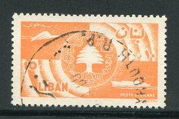 LIBAN- Poste Aérienne Y&T N°153- Oblitéré - Liban
