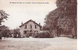 DRAVEIL  ( 91 )  - Maison Forestière De La Souche - Forêt De Sénart - Draveil