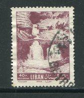LIBAN- Poste Aérienne Y&T N°233- Oblitéré - Liban