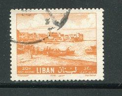 LIBAN- Poste Aérienne Y&T N°231- Oblitéré - Liban