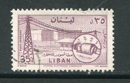 LIBAN- Poste Aérienne Y&T N°157- Oblitéré - Liban