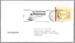 JUEGO DE DADOS - DICE GAME. Frankenburg Am Hausruck - Juegos
