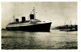 """N°68669 -cpa Le Paquebot """"Normandie"""" - Steamers"""