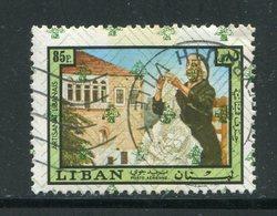 LIBAN- Poste Aérienne Y&T N°575G- Oblitéré - Liban
