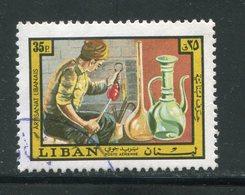 LIBAN- Poste Aérienne Y&T N°575C- Oblitéré - Liban