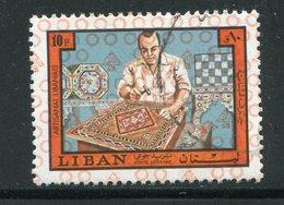 LIBAN- Poste Aérienne Y&T N°575A- Oblitéré - Liban