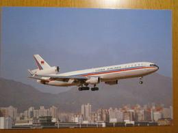China Airlines McDonnell Douglas MD-11 B-150 At Hong Kong - 1946-....: Era Moderna