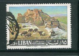 LIBAN- Poste Aérienne Y&T N°450- Oblitéré - Liban