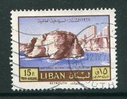 LIBAN- Poste Aérienne Y&T N°414- Oblitéré - Liban