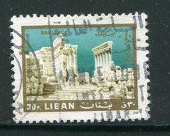 LIBAN- Poste Aérienne Y&T N°393- Oblitéré - Liban
