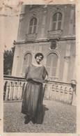 8158 Eb.   Vintage Old  Photo Foto Donna Woman Novi Ligure 3/9/22  Italy  11,5x7 - Persone Identificate