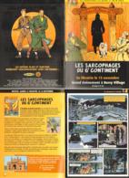 JUILLARD : Livret Sortie Des Sarcophages Pour BERCY VILLAGE - Juillard